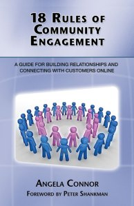 Book cover| 18 Rules of Community Engagement